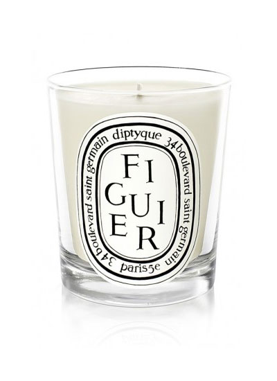 "LOVIKA | 40 Decor Ideas to Reuse Your Diptyque Candles Jars - TOP 3 Best Sellers ""Figuier"""