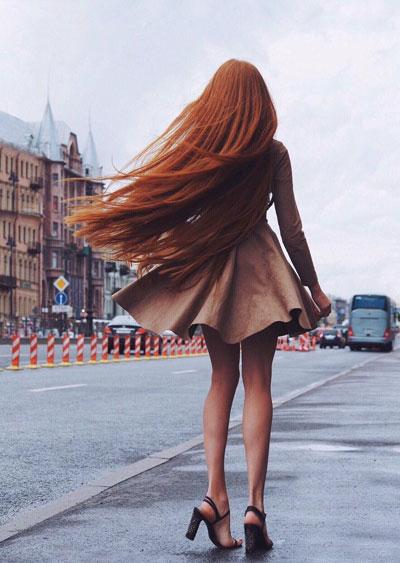 Insta 10 - Girl with Seriously Gorgeous Hair   Lovika