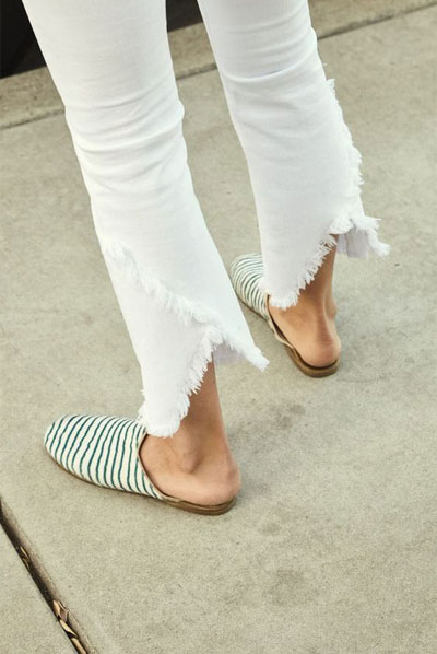 How to Wear Mules Shoes This Summer  - 30 Outfit Ideas | Lovika