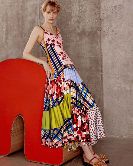 LOVIKA | Looks So Good - Marni Spring Fashion Editorial