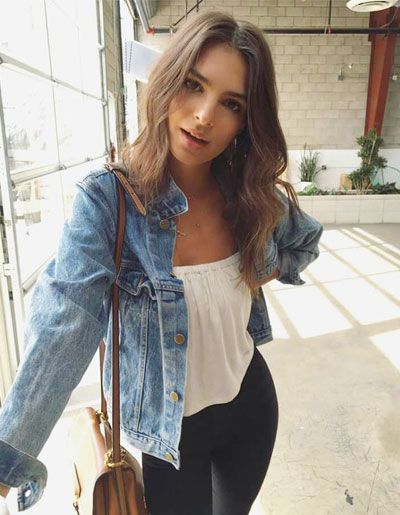 LOVIKA | 40 Stylish denim jacket outfit ideas to wear this Spring & look like a hipster