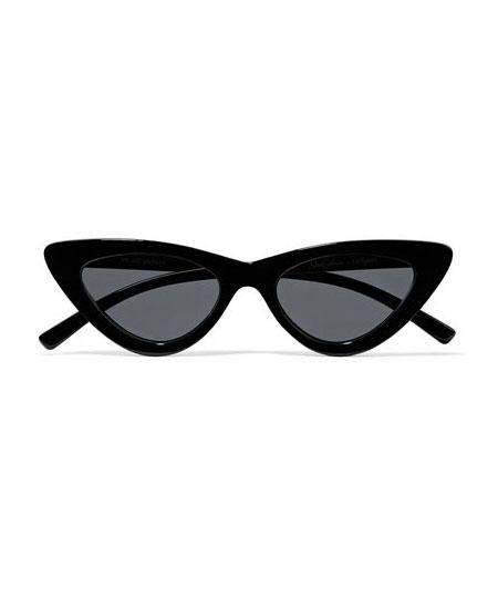 LOVIKA | Trending Now - 50s Cat Eye Sunglasses