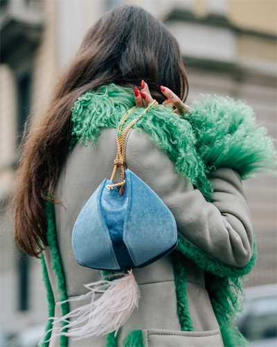 Showstopper - The Volon's Cindy clutch bag    LOVIKA
