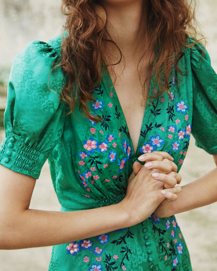 9 Beautiful Floral Dresses to Step Out This Spring | LOVIKA