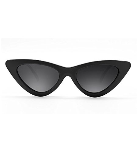 LOVIKA | Trending Now - 50s Cat Eye Sunglasses