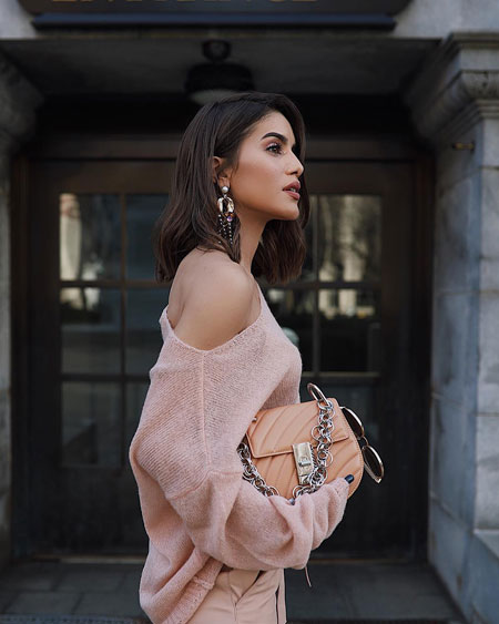 LOVIKA | Everyone's wearing - Chloe Drew Bijou bag #street #style