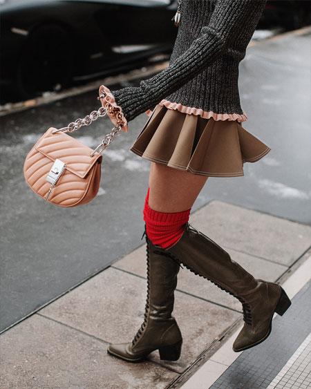 LOVIKA   Everyone's wearing - Chloe Drew Bijou bag #street #style