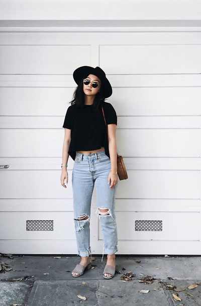 How to Wear Mules Shoes This Summer  - 30 Outfit Ideas   Lovika
