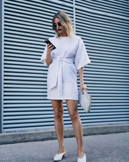 How to Wear Mules Shoes This Summer  – 30 Outfit Ideas