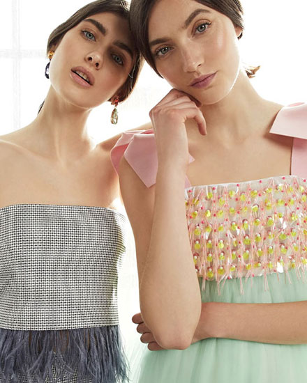 Fashion Editorial Shop - Easy Spring Glamour