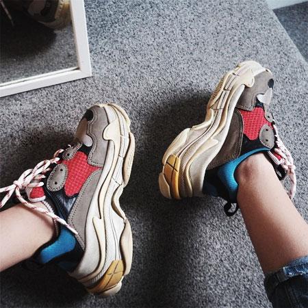 Balenciaga sneakers #trainers