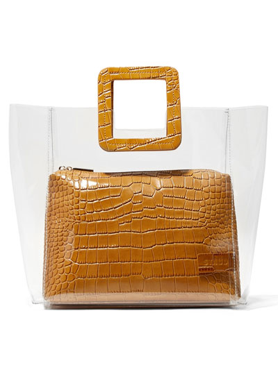 Everyone's Wearing: Staud Shirley Bag   Shop the Bag at Lovika #street #style