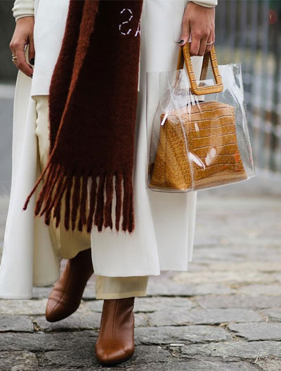 Everyone's Wearing: Staud Shirley Bag | Shop the Bag at Lovika #street #style