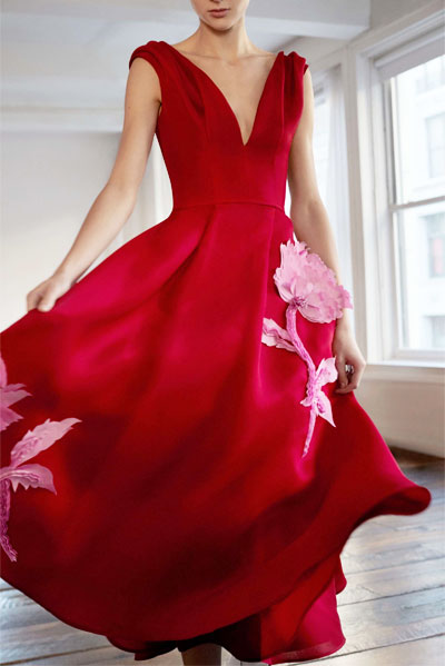 Looks So Good - Carolina Herrera Dresses | Shop @Lovika