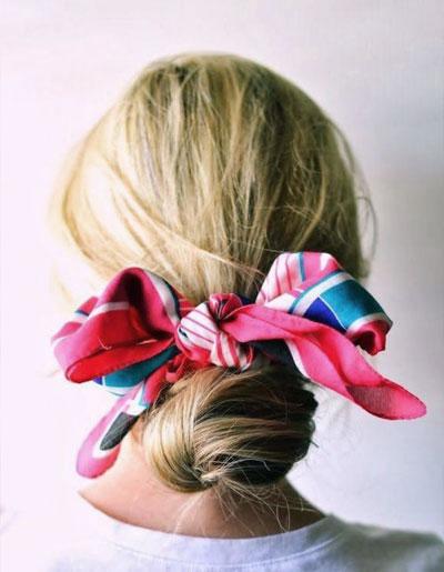 Lovika Weekly - All Tied Up | Summer Hair Inspo