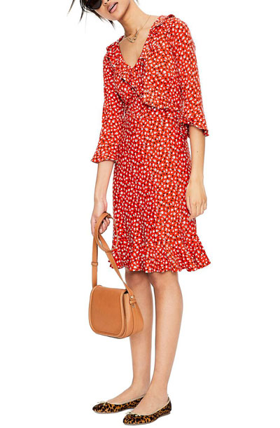 This Red Dress Is EVERYWHERE on Pinterest Right Now | See ALL at Lovika
