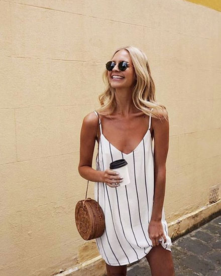 25 Amazing Round Straw Bags to Buy This Summer