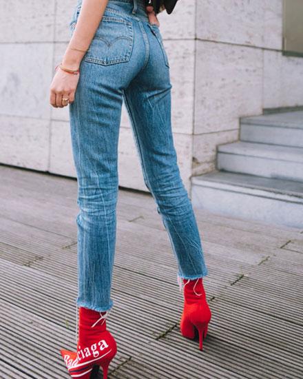 Edgy Booties? Right This Way... | Shop at Lovika