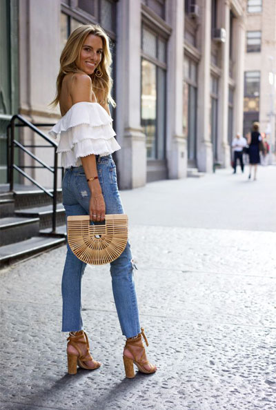 15 Dressy Jeans Outfit Ideas to Try This Summer