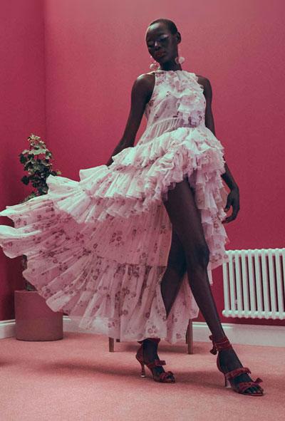 Shop the Lookbook - Evening Dress Editorial | Lovika