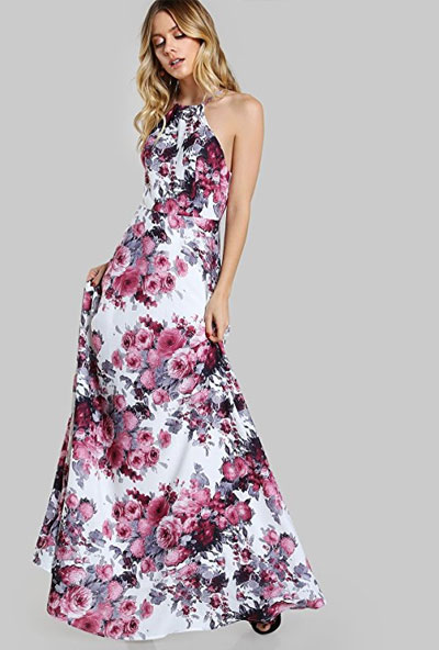 Amazon Finds - 15 Long Casual Floral Dresses that Look So Beautiful | Lovika
