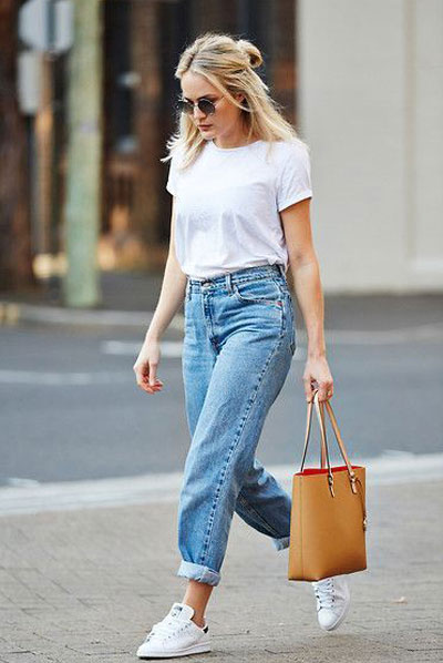 35 Casual Jeans Outfit Ideas for Summer