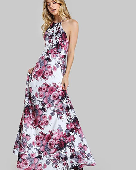 Amazon Finds – 15 Long Casual Floral Dresses that Look So Beautiful