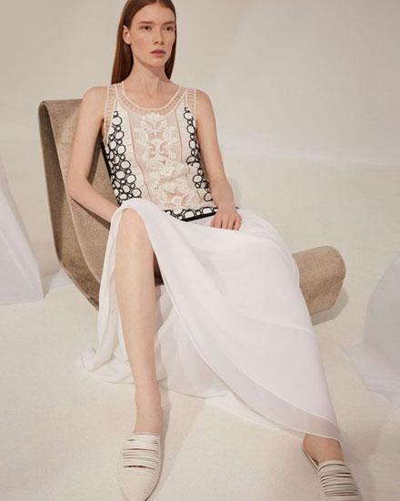 Summer Whites – These 2 Dresses Make It So Easy