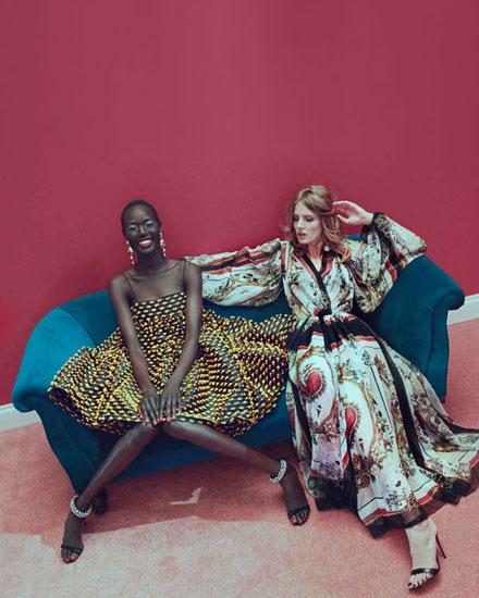 Shop the Lookbook – Evening Dress Editorial