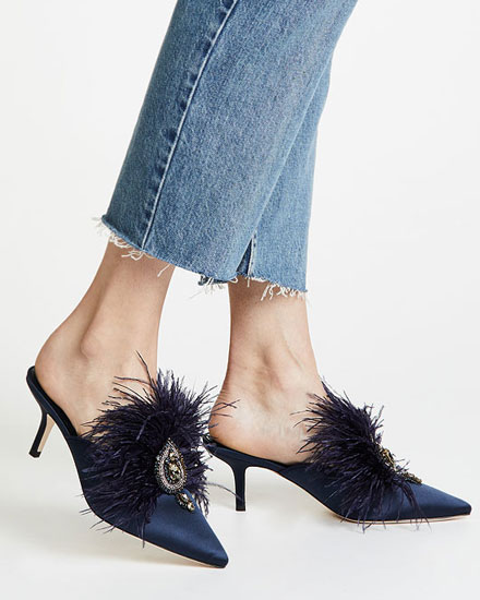 Summer Evening Mules We Swear By