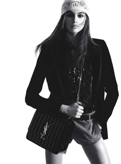 Saint Laurent New Bag Is Super Flattering | Shop at Lovika