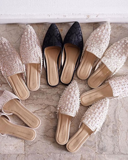 Glam Mules: You'll Want This EACH. EVERY. ONE