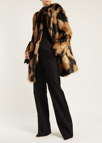 3 Designer Faux Fur Coats that Look SO Real! | See ALL at Lovika