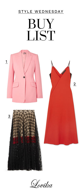 Style Wednesday - Chic Designer Outfit Ideas | See ALL at Lovika