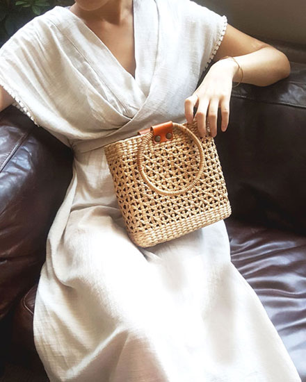 This Is the Best Straw Bag UNDER $50