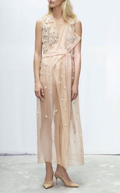 Sheer perfection - Shop Jason wu dresses at Lovika