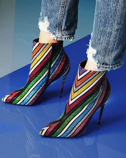 These Disco Stripes Are So Pretty!