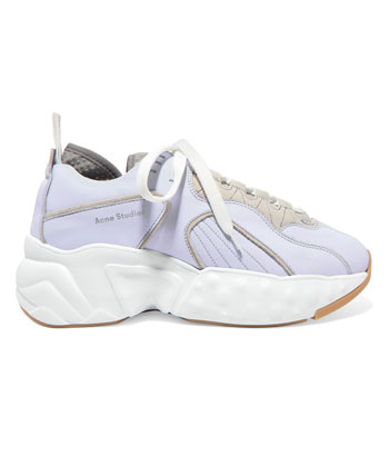 The Chunkier The Better   See BEST Fashion Sneakers at Lovika