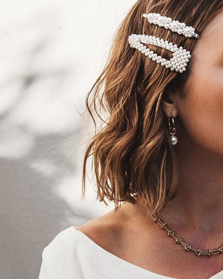 A Chic Hair Trend That Is 100% Easy to Copy