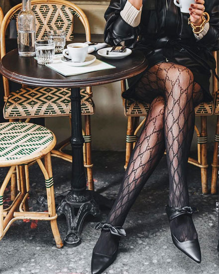 5 Fashion Stockings You Won't Believe It's From Amazon