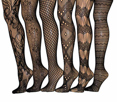 5 Fashion Stockings You Won't Believe It's From Amazon | Lovika