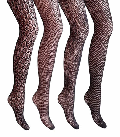 5 Fashion Stockings You Won't Believe It's From Amazon | Lovika