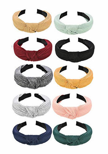 Amazon Finds - 5 Fashion Girl Headbands at CRAZY Price | Lovika