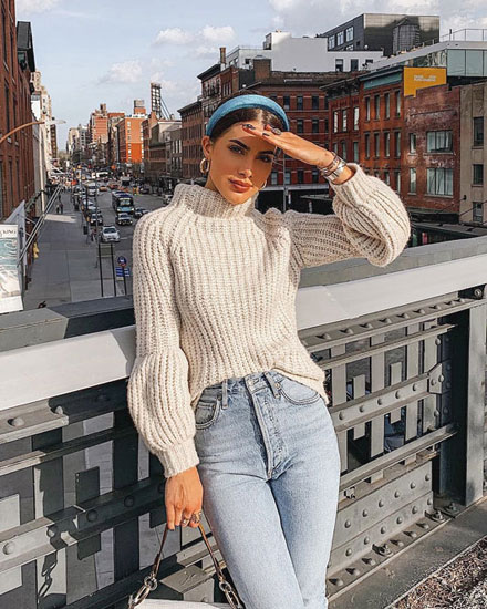 7 Must-Have Headbands to Copy Fashion Girl Hairstyles
