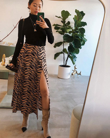 20 Spring Midi Skirts of Our Dreams