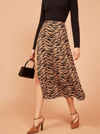20 Spring Midi Skirts of Our Dreams | Lovika