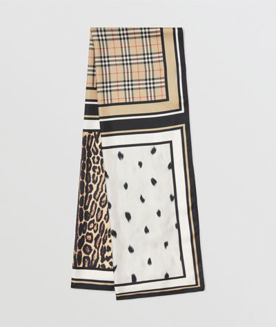 Not That Burberry Scarf Everyone's Wearing | Lovika