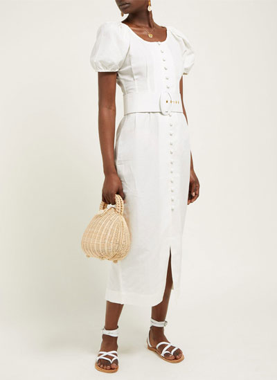 9 Prettiest Linen Dresses for a Minimalist | Shop at Lovika