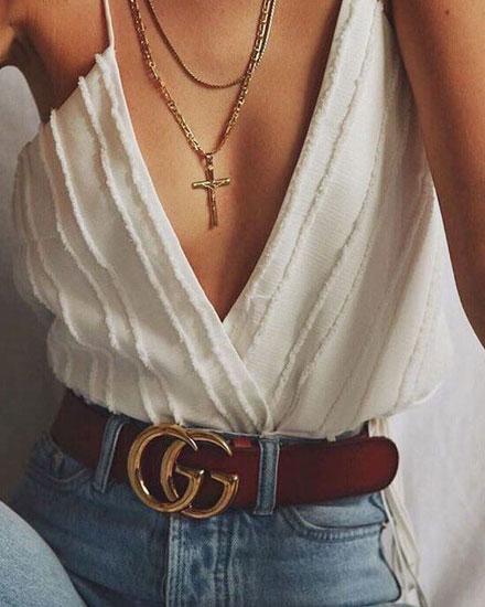 Logo designer belts to buy