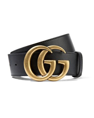 "Top 10 ""Big Logo"" Belts for Fashion Girls | Lovika"